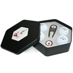 5317 Callaway Four Ball HEX Tool Tin