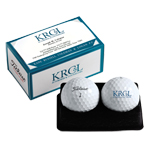 8219 Titleist 2 Ball Business Card Box BPUS(xxxxxx)BCB