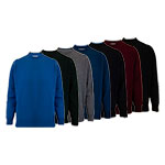9951 PQ Gents Tourflex Cyclone wind - soft shell wind top - half zip