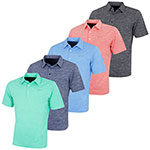 KX73 Greg Norman Bold Heather Performance Polo (KX73)